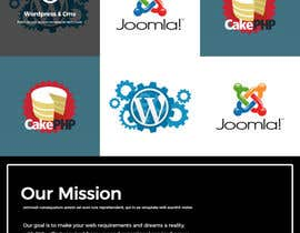 #13 for Design a Website Mockup for Responsive Wordpress af codecast2014