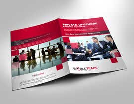 Nro 13 kilpailuun Design a Brochure for Private International Offshore Banking Business käyttäjältä stylishwork