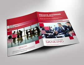 Nro 20 kilpailuun Design a Brochure for Private International Offshore Banking Business käyttäjältä stylishwork