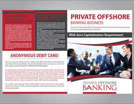 #25 untuk Design a Brochure for Private International Offshore Banking Business oleh kadero7