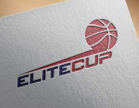 #41 for Design a Logo for Elitecup, a new basketball tournament in Bergen by donmute