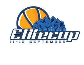 #45 for Design a Logo for Elitecup, a new basketball tournament in Bergen by manuel0827