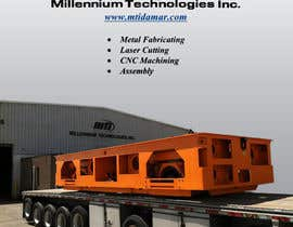 #13 for Re-design a Banner for MTI company af QuickPhoto
