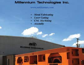 #10 for Re-design a Banner for MTI company by Gugunte