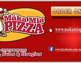 #14 cho Design a Banner for Online Ordering - Pizza bởi artist89krn