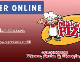 #15 cho Design a Banner for Online Ordering - Pizza bởi artist89krn