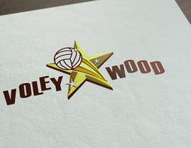 #17 for Design A Volleyball + Hollywood Logo! af imagencreativajp