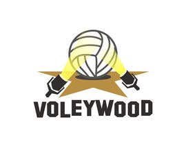 #18 para Design A Volleyball + Hollywood Logo! por imagencreativajp