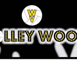 #22 para Design A Volleyball + Hollywood Logo! por JosB