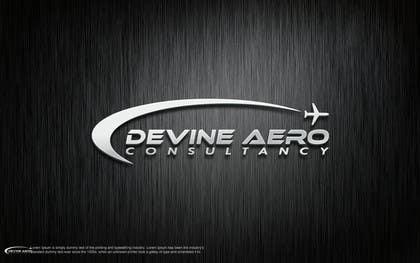 shitazumi tarafından Devine Aero Consultancy Logo Design için no 248