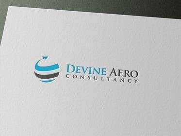 pvcomp tarafından Devine Aero Consultancy Logo Design için no 114