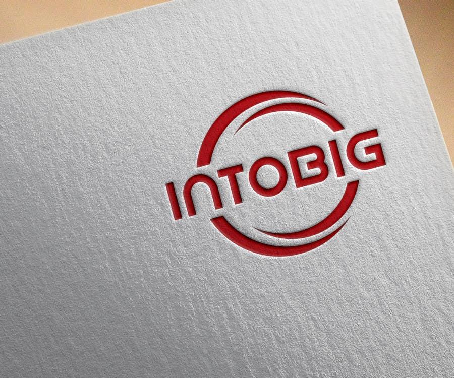 Kilpailutyö #78 kilpailussa Design a Logo for INTOBIG