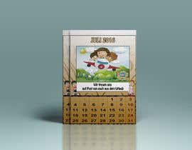 #21 para Design a voucher calendar for a 1st grade of primary school por DuckFactory