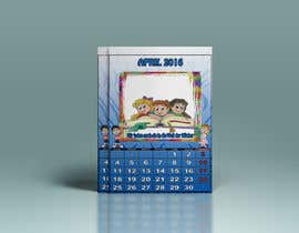 #22 para Design a voucher calendar for a 1st grade of primary school por DuckFactory