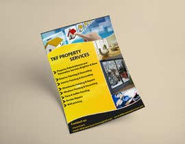 #17 for Design a Flyer for TKF Property Services af amirkust2005