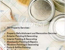 #11 for Design a Flyer for TKF Property Services af Technolinks