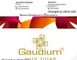 saif123568 tarafından Re design some Business Cards for me için no 18