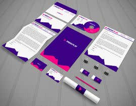 #67 untuk Design some Stationery for Busniess cards, letterhead, envelope oleh rginfosystems
