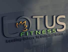 ishansagar tarafından Design a Logo for LOTUS Fitness için no 73
