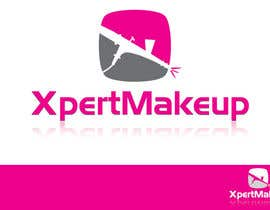 #84 for Logo Design for XpertMakeup by jasminkamitrovic