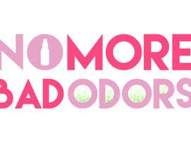 #5 for Design a Logo for NoMoreBadOdors.com af danielleroseline