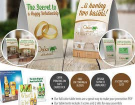 #9 for Design Email Promotion - Table Tents by jacklai8033399