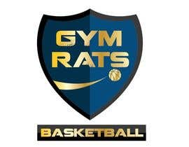 #89 para Design a Logo for Gym Rats por alivadesigns