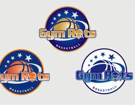 #58 para Design a Logo for Gym Rats por mukeshjadon