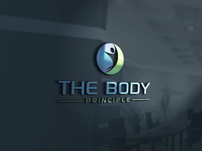 Penyertaan Peraduan #41 untuk Design a Logo for The Body Principle