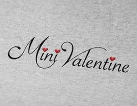 Nro 54 kilpailuun Design a Logo for Mini Valentine käyttäjältä smerca