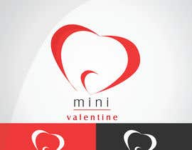 #47 for Design a Logo for Mini Valentine af prasadf