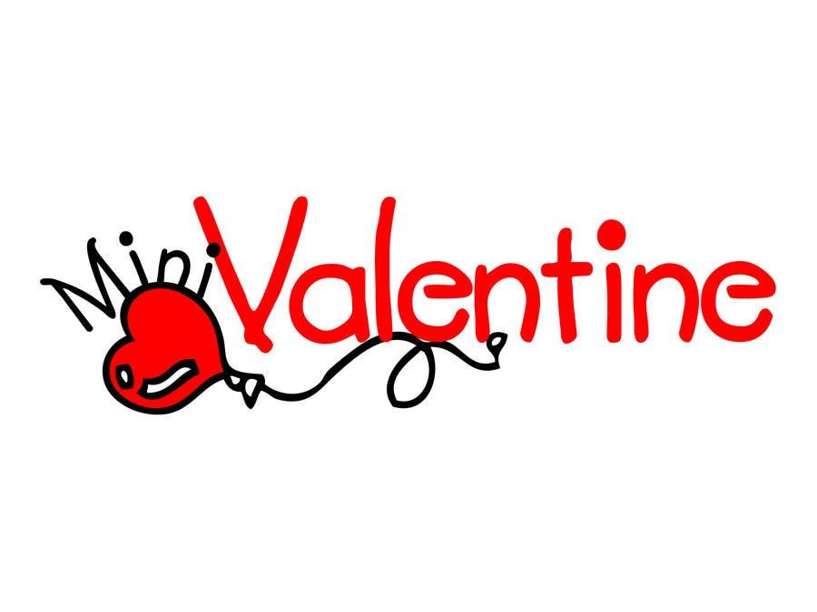 Penyertaan Peraduan #17 untuk Design a Logo for Mini Valentine