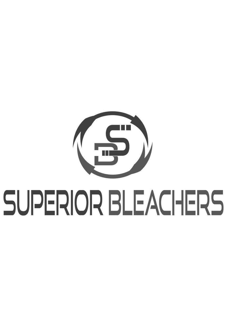 Penyertaan Peraduan #26 untuk Design a Logo for Superior Bleachers