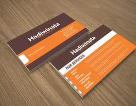 #7 untuk Design Back of Business Cards with design concept provided oleh ezesol