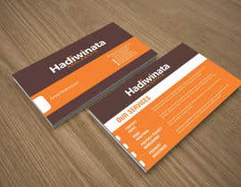 #8 untuk Design Back of Business Cards with design concept provided oleh ezesol