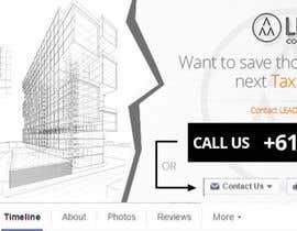 Nro 4 kilpailuun Design a Facebook Banner (LEAD) käyttäjältä luongtoan