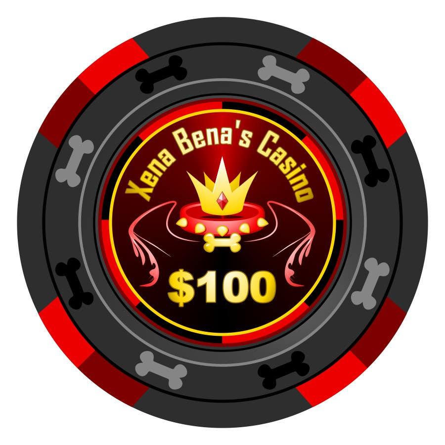 Inscrição nº 18 do Concurso para Design Poker Chips for my home Casino