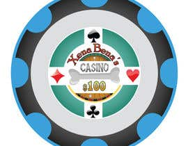 #13 untuk Design Poker Chips for my home Casino oleh saddamkhan1919