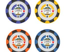 #15 untuk Design Poker Chips for my home Casino oleh saddamkhan1919