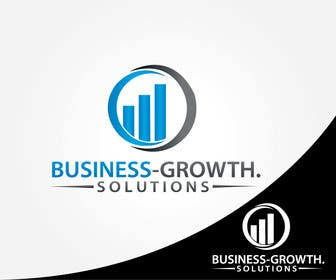 #17 for Design a Logo for business-growth.solutions af alikarovaliya