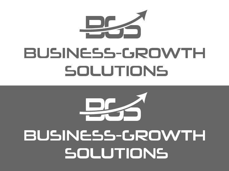 Kilpailutyö #33 kilpailussa Design a Logo for business-growth.solutions