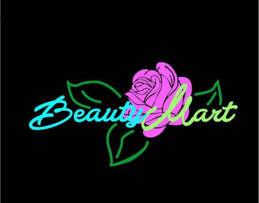 Penyertaan Peraduan #75 untuk Design a Logo for a New Cosmetic Brand