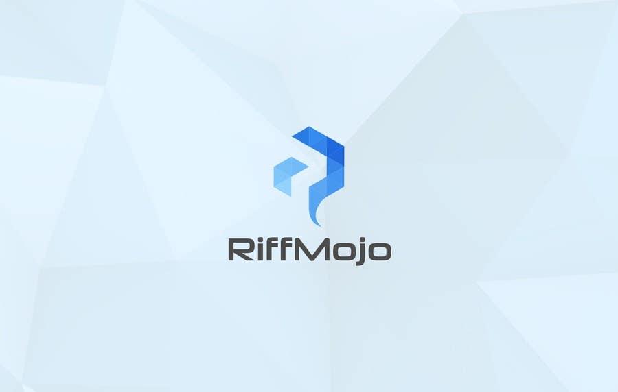 Kilpailutyö #38 kilpailussa Design a Logo for RiffMojo
