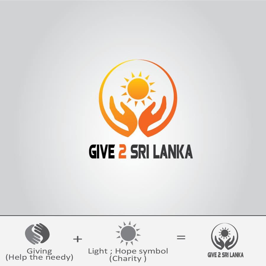Penyertaan Peraduan #31 untuk Design a logo for Charity Site