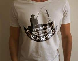 #12 untuk Design a T-Shirt for outdoor/fishing apparel company oleh pandi13