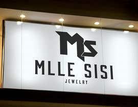 """Naumovski tarafından Design a Logo for """" Mlle Sisi"""" için no 23"""