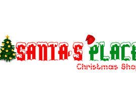 #14 para Design a Logo for  Santa's Place on the Peninsula por jhnbala07
