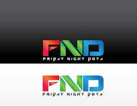#53 for Design a Logo for FND af ASHERZZ