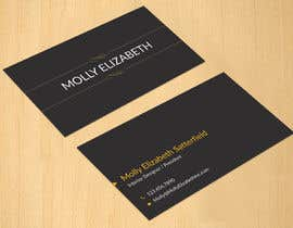dinesh0805 tarafından Design some Business Cards for Interior Designer için no 44