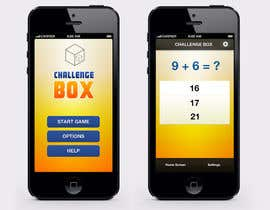 #38 para Design an App Mockup for Mobile Puzzle Game por catalinPoclid